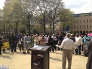 Day of Action Rally for Imam Jamil Al-Amin
