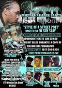 Nyraine Style of a Street Poet Release Party 2014