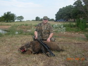 Jerod Boar Rifle Kill 3