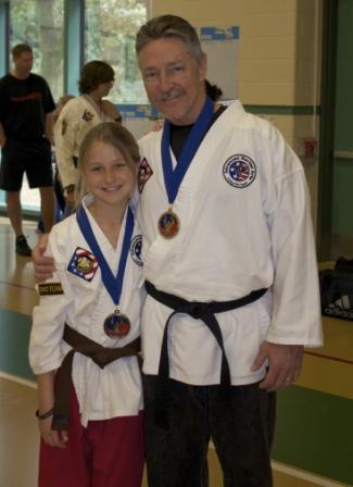DocP&Jillian Karate