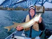 Steve Glassic 38 in, Upper Niagara 10-10-12