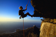 Cape town traditional climbing