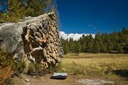 Priest draw bouldering