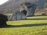 Larraona bouldering
