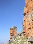 Cederberg sport climbing