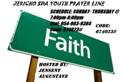 FLORIDA YOUTH PRAYER LINE MINISTRY