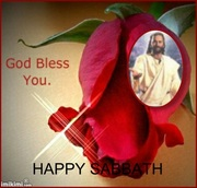 Happy Sabbath Greeters