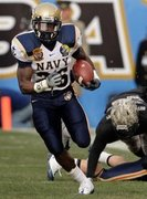 Navy Midshipmen Football