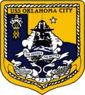 USS Oklaloma City Dads and Moms