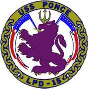 USS Ponce (LPD 15)