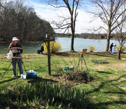 The Wayside Painters of Lake Norman
