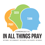 In All Things Pray