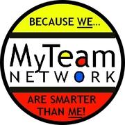 MyTeam Network - 2 GROUPS