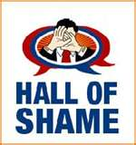 Education Hall of Shame