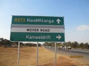 Gauteng - Kameeldrift