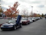 Unstabled Mates Mustang Club