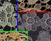 Needlelace Identification History