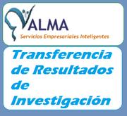 TRANSFERENCIA DE RESULTADOS DE INVESTIGACIÓN