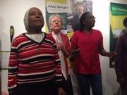 Bolder voices in full swing
