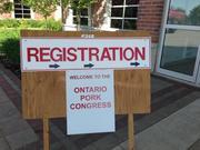 Ontario Pork Congress 2013
