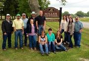 CYL-ers at Miller Land & Livestock