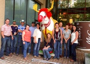 CYL Tour Day 1 - McDonald's HQ in Toronto