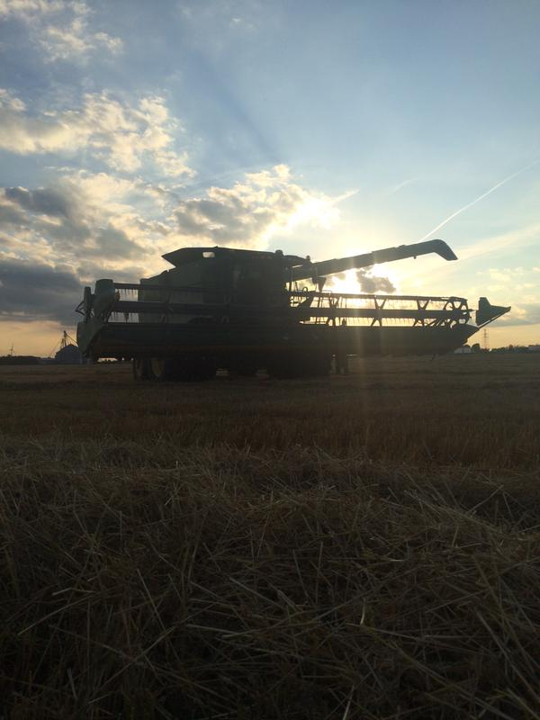 Wheat Harvest Wrapped Up for Chatham-Kent farmer