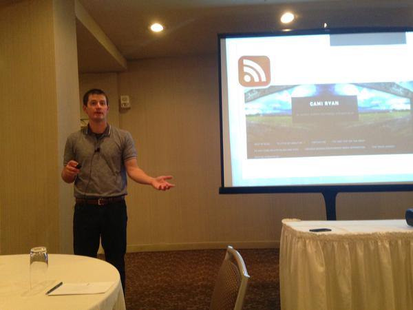 Dow Seeds Launch: Andrew Campbell Social Media Presentation