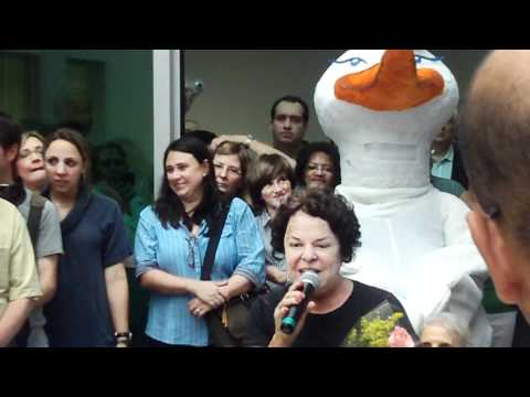 """RJ 13/05/2012 """" DIA DAS MÃES """" Inauguração Maternidade Maria Amélia Buarque de Hollanda"""