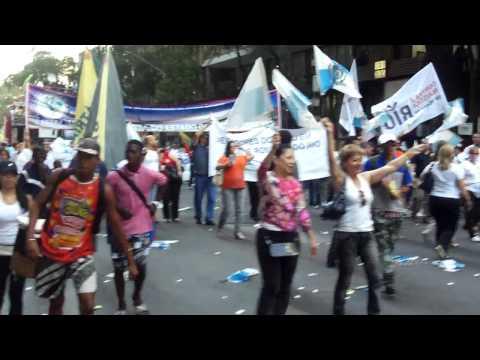 Contra a Injustiça em Defesa do Rio 10 nov 2011