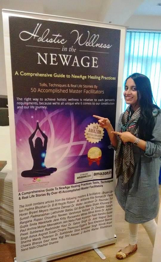 Pics : Aura Reading & Auric Healing - Workshop By Nishant Sharma (Delhi)