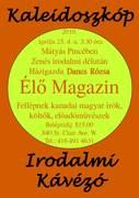 Élő folyóirat