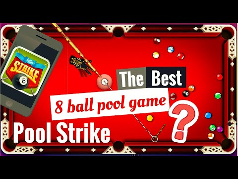 Pool Strike: Best free 8 ball pool online game for IOS and Android