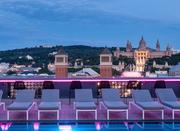 ¡AFTERWORK DE LOS MIÉRCOLES! TERRAZA HOTEL CATALONIA BCN PLAZA