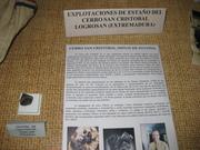 """EL CURSO """" TRÁMITES ADMINSTRATIVOS"""" VISITA EL MUSEO LOCAL DE LOGROSÁN"""