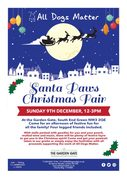 Santa Paws Christmas Fair - All Dogs Matter