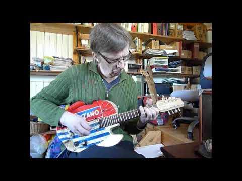 CinZano mandoline demo