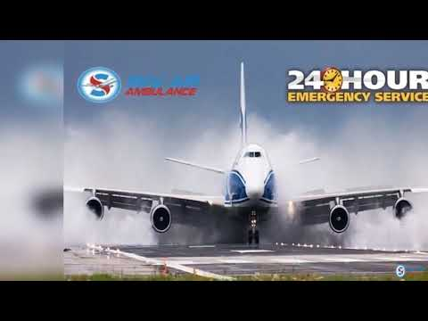 Use Air Ambulance in Delhi with Skilled Medical Team