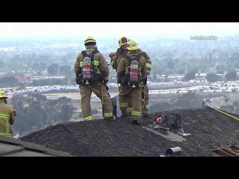 Los Angeles House Fire, Shadow Hills
