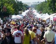 20th Annual Lafayette Peach Festival