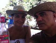 En la feria de Malaga 2011