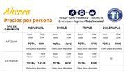 precios Crucero Norte Europa Septiembre Vacaciones Singles