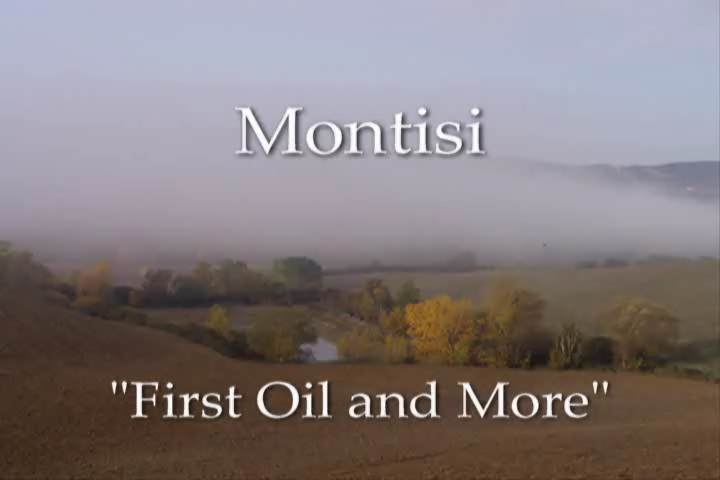 """Montisi in Tuscany - """"First Oil and More"""" Festival"""