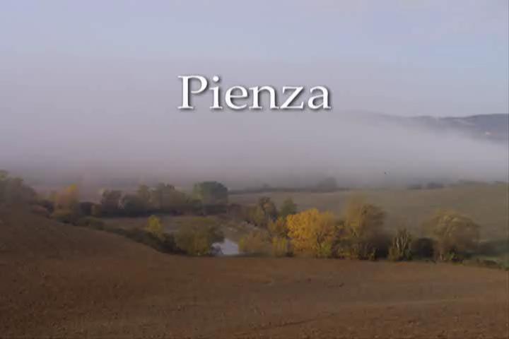 Pienza in Tuscany