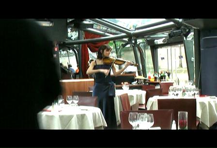 Bateaux Parisien lunch cruise on the Seine
