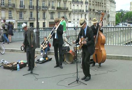 Bridge Band, Pont St. Louis