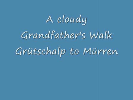 Grandfather's Walk Concert