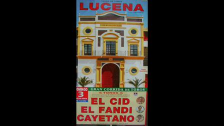 Bullfight - Lucena, Andalusia
