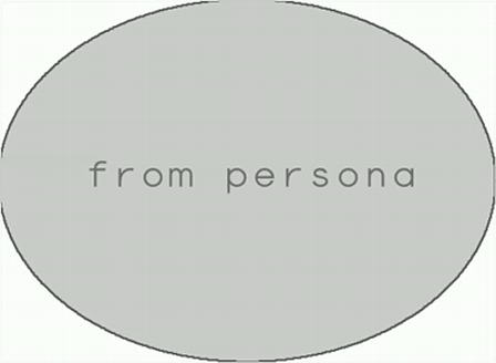 Persona, Etched | PART 1