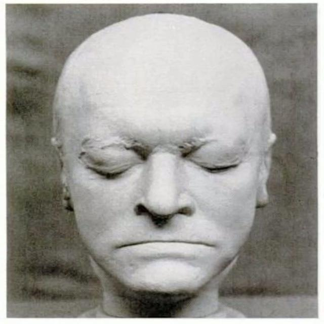 Blake's Death Mask